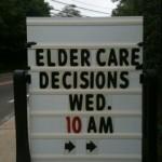 Elder Decisions