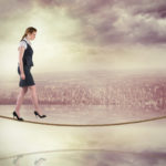 Walking the Tightrope without a Safety Net by Joy Rosenthal