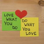 Why do I love what I do? by Joy Rosenthal